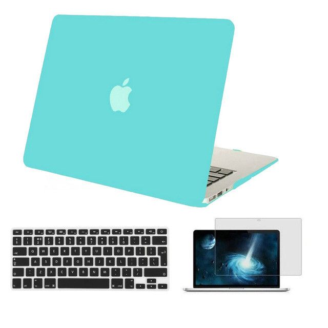 MOSISO for Macbook Air 13 Full Protective Fundas Capa Plastic Hard Cover Case for Mac book Pro 13 Retina+Keyboard Cover Film