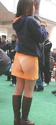 Japan upskirt puppy