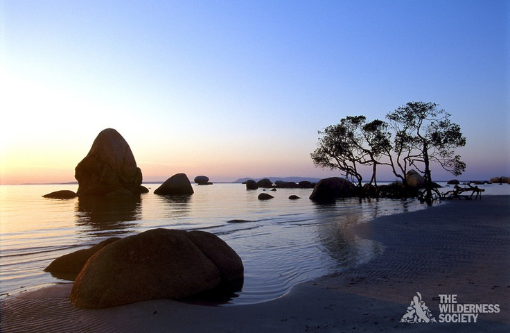 Quintells Beach at sunrise. Photographer: Kerry Trapnell