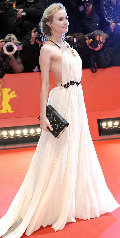 Diane Kruger in Vionnet — 61st Berlin Film Festival