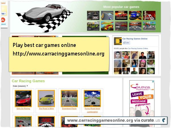 Clipped from www.carracinggamesonline.org #cargames #racinggames