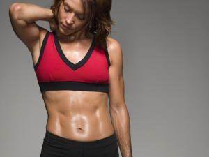 Standing Abdominal Exercises