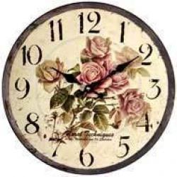 .: Shabby Chic Clocks, Vintage Clocks, Country Cottages, Pretty Clocks, Chic Favorite, Home Chic Aries, Wall Clocks, Grandfather Clocks, Clocks Faces