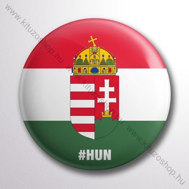 GRATULÁLUNK!!!! Magyarország EURO 2016 kitűző