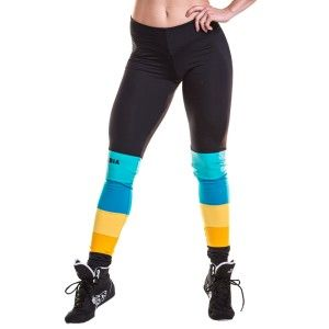 NEBBIA LEMON MODEL N278 Legginsy