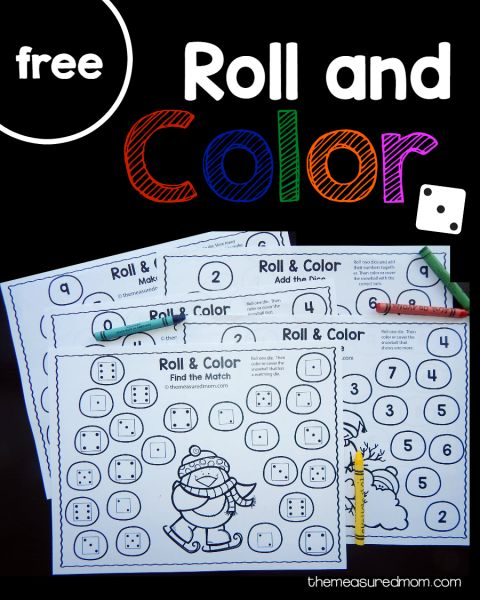 winter roll and cover games