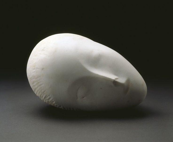 Constantin Brancusi - Sleeping Muse, 1909-10