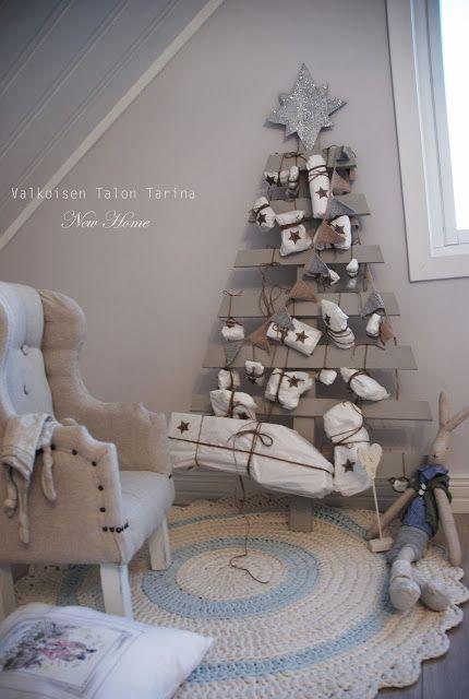 Advent calendar  Valkoisen Talon Tarina