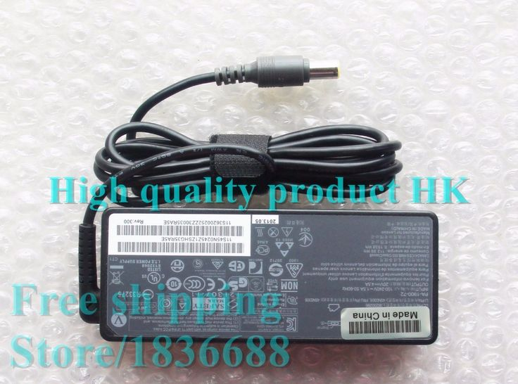 Free20V 4.5A For IMB-Lenovo ThinkPad X61 X61s R60 R61 R61i T60 T60p T61 T61p X60 Power supply adapter laptop charger