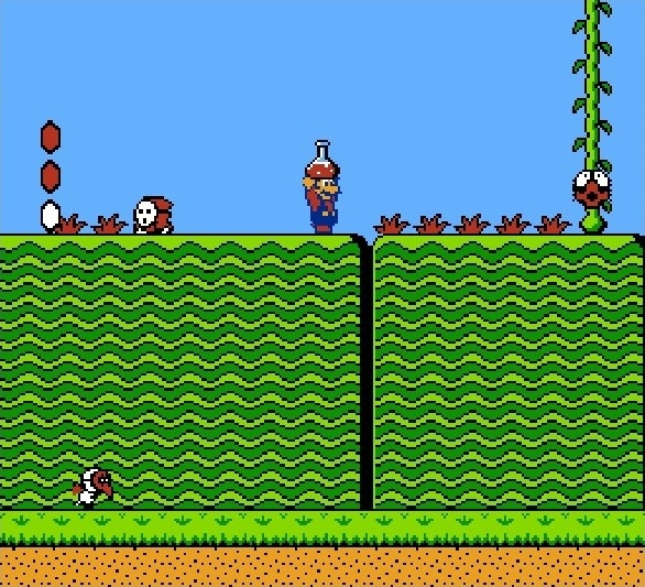[NES] Super Mario Bros. 2