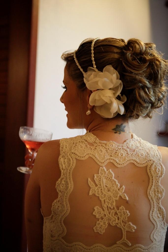penteado casamento - noivas - wedding hair style bridal's hair style