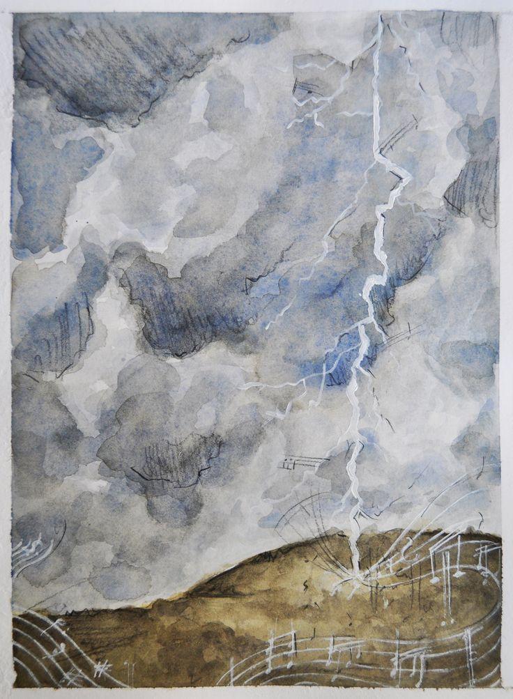 La tormenta de Bethoveen