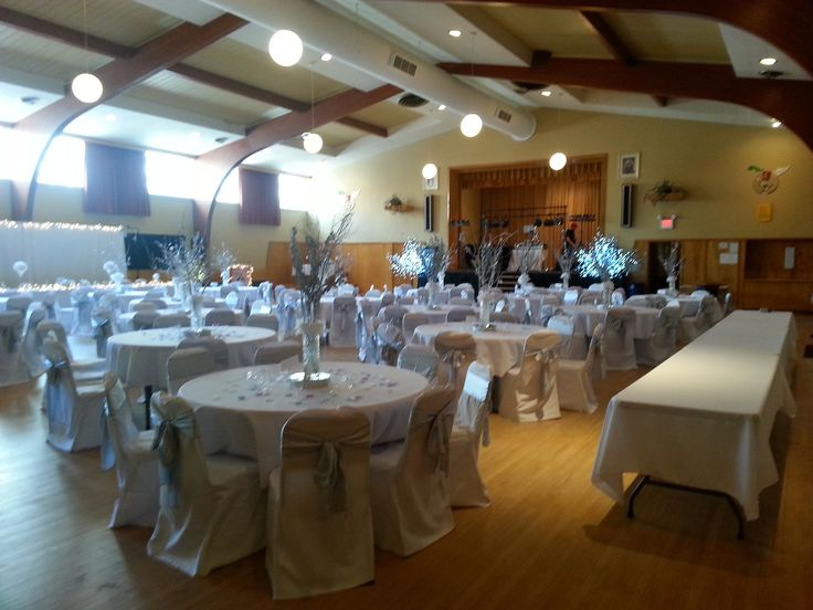 Visit www.wawashriners.org for all your wedding hall rentals.