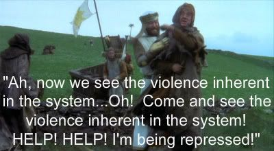 LOVE Monty Python....