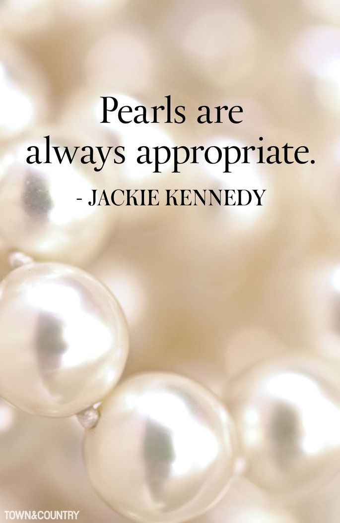 It's my birthday stone. Quotes Every Jewelry Lover Needs to Memorize