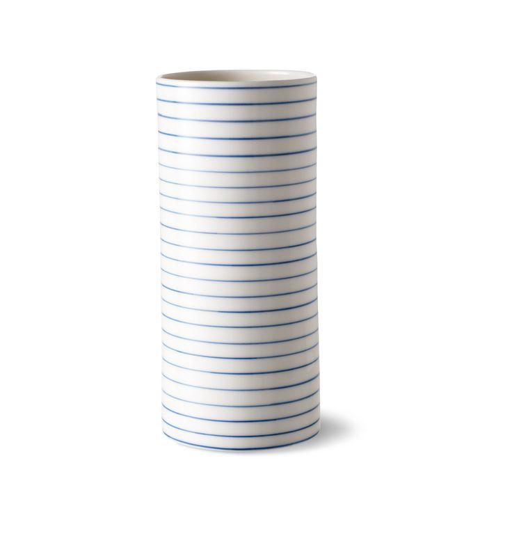 Anne Black Stripes vase #vase - Tinga Tango Designbutik #designbutik #danskdesign #danishdesign #anneblack #stripes