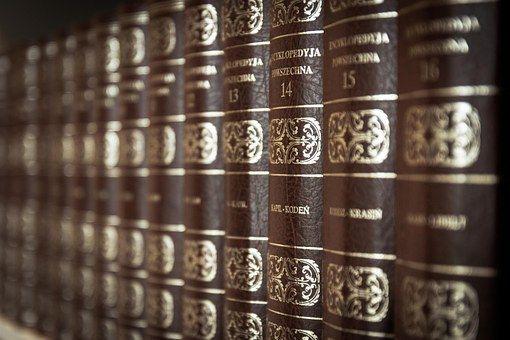 Könyvtár, Könyv, Olvasás, Oktatás