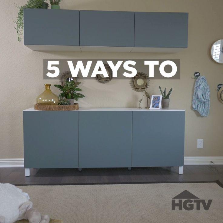 5 Ways to Organize Your Foyer