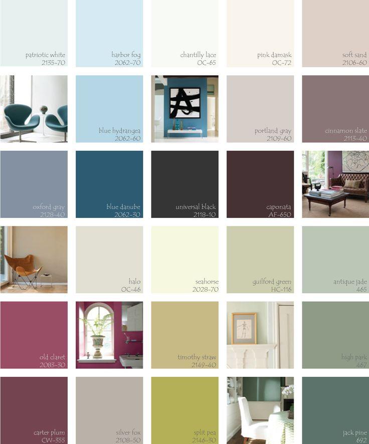 103 best the next picasso's paint colors images on pinterest