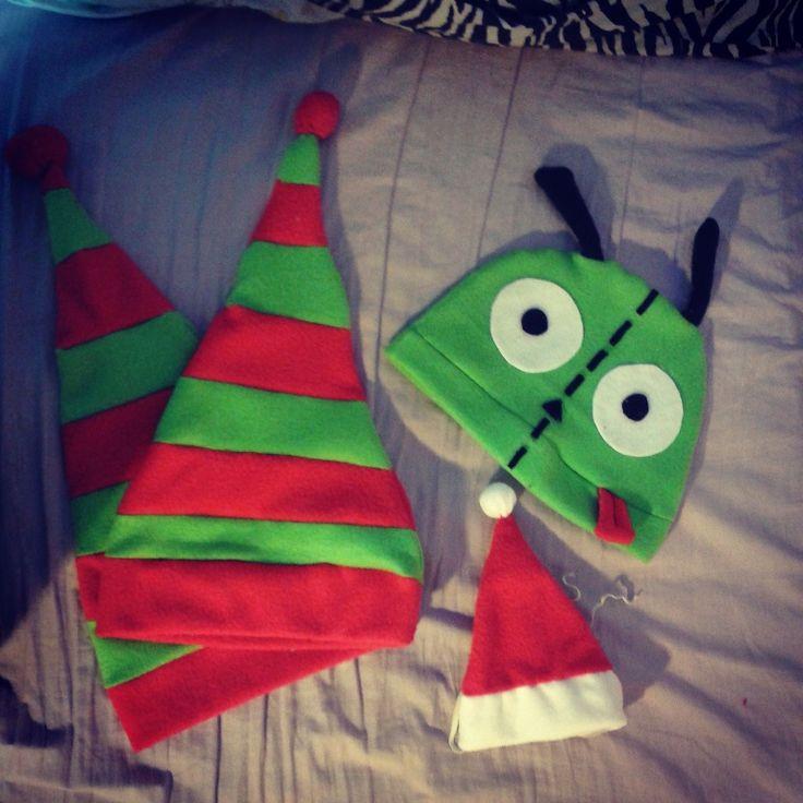 Christmas and Gir Hats