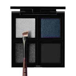 Smoky Black Eyeshadow Quad   The Body Shop