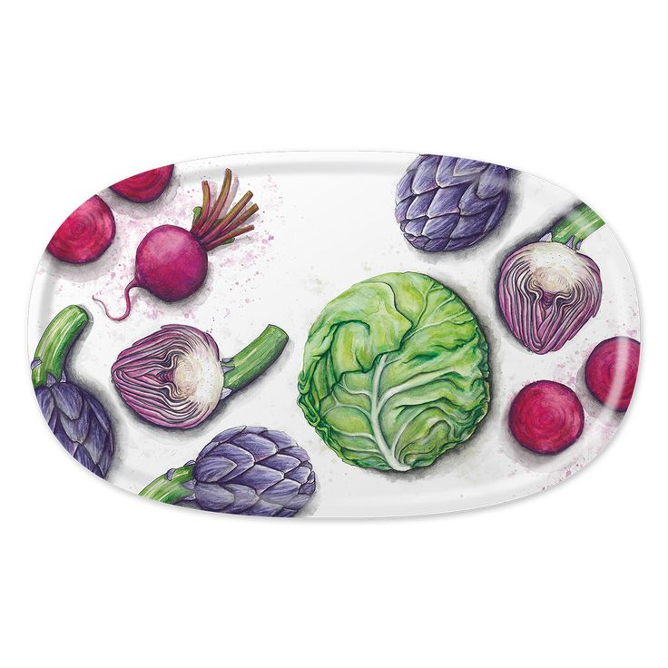 Tray from the Roots collection by SLOYDLAB.