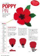 Poppy Pin project download by Kerrie Slade