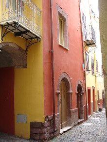 About Bosa, Sardinia