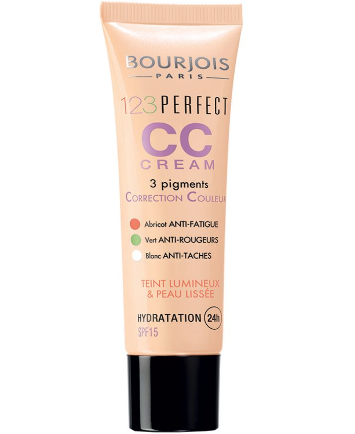 123 Perfect CC Cream by BOURJOIS Paris for Women Cosmetic 30ml