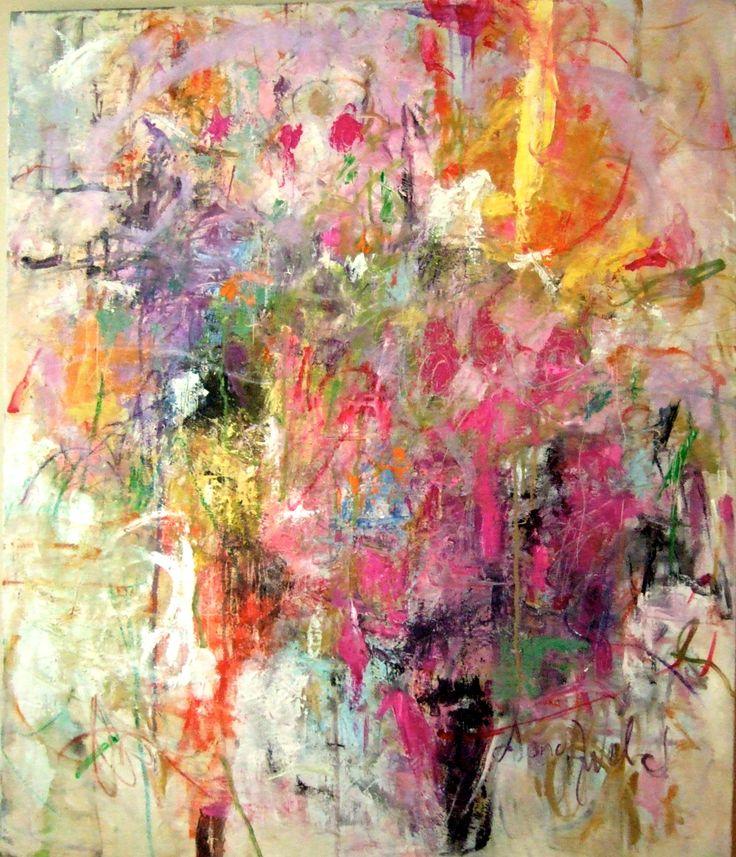 lilacsinthedooryard - Joan Mitchell