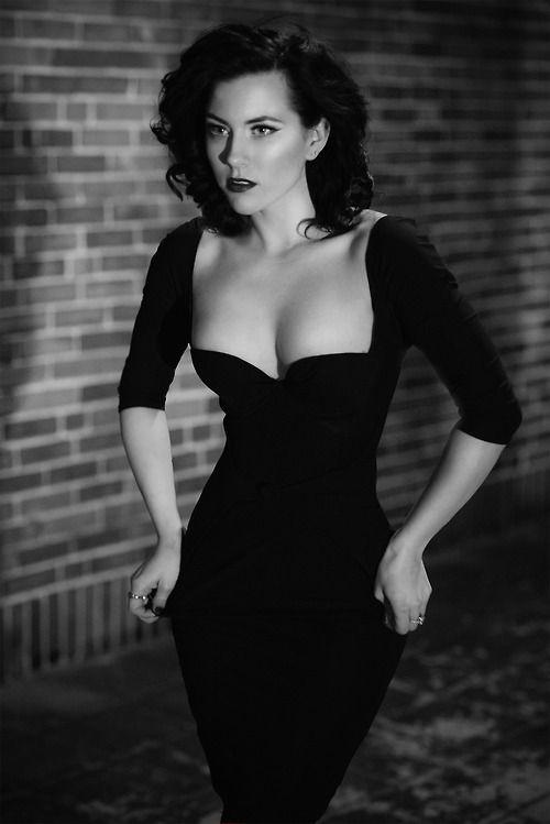 "adrianavella: "" Adriana Vella In Agent Provocateur Thora dress Photo by Kohl Murdock """