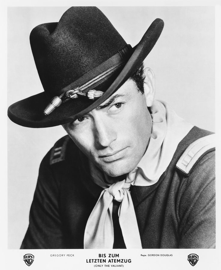 Gregory Peck (Only the Valiant)
