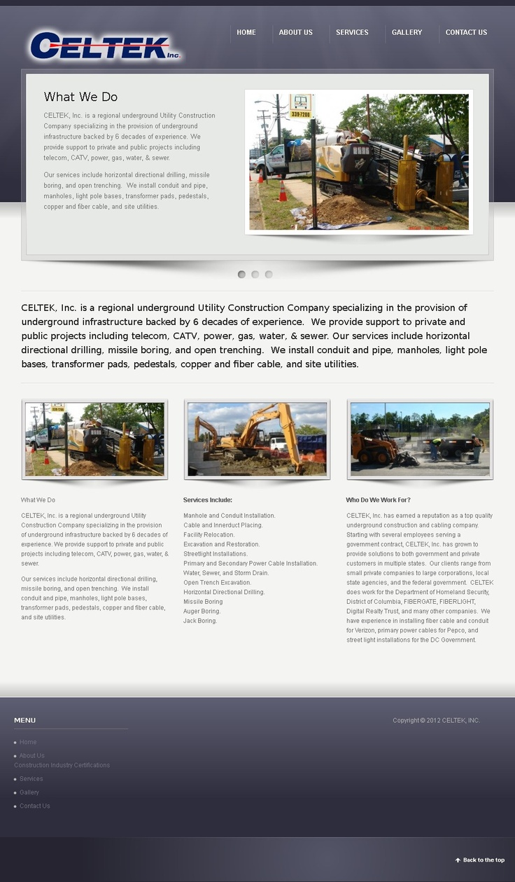 26 best Construction Websites images on Pinterest | Building ...