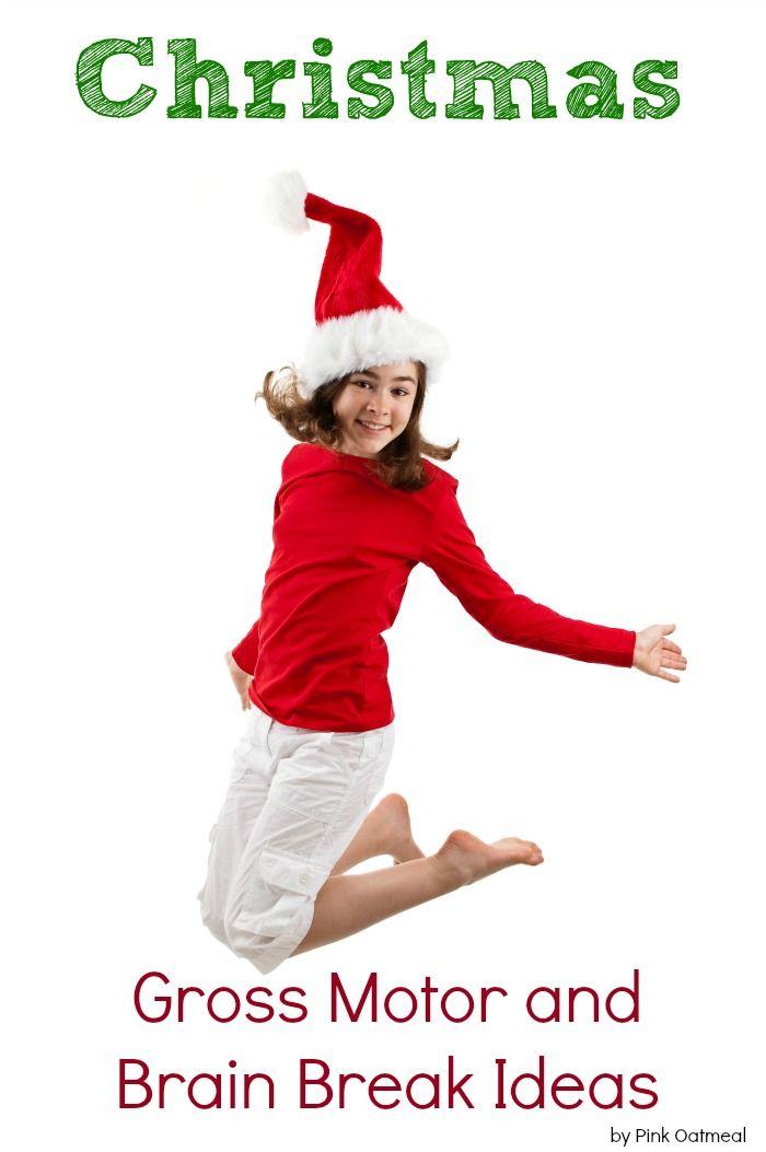 176 best gross motor images on pinterest gross motor for Christmas gross motor activities