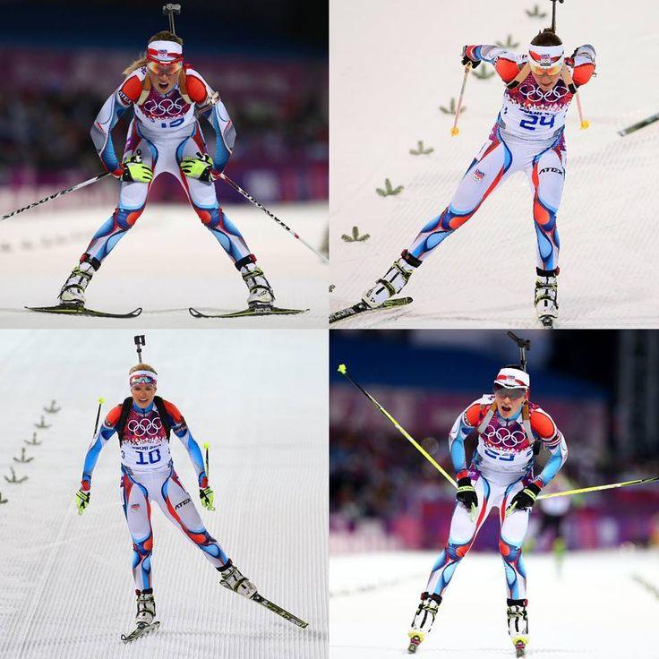 Sochi 2014, The Czech Team, another bronze medal - Puskarčíková, Soukalová, Landová, Vítková