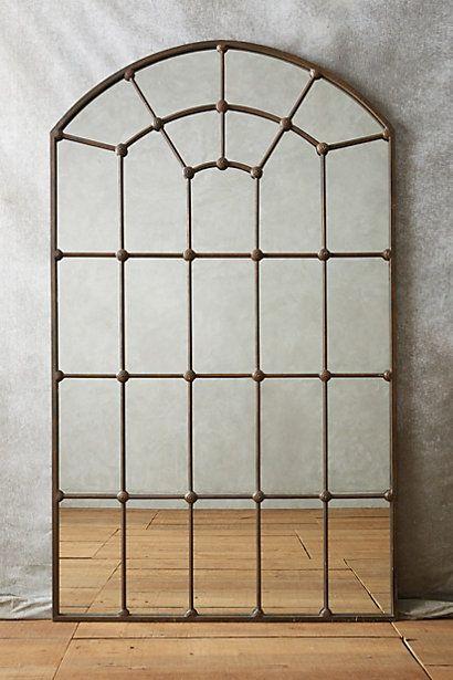 Paneled Epoque Mirror - anthropologie.eu