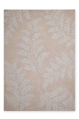 Buy Tonal Fern Wool Rug from the Next UK online shop
