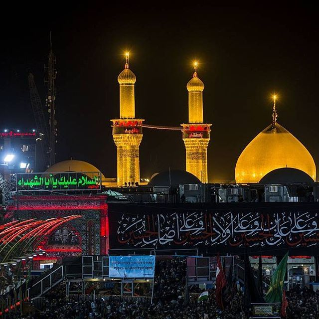 we will never forget the sacrifice of imam hussain as!