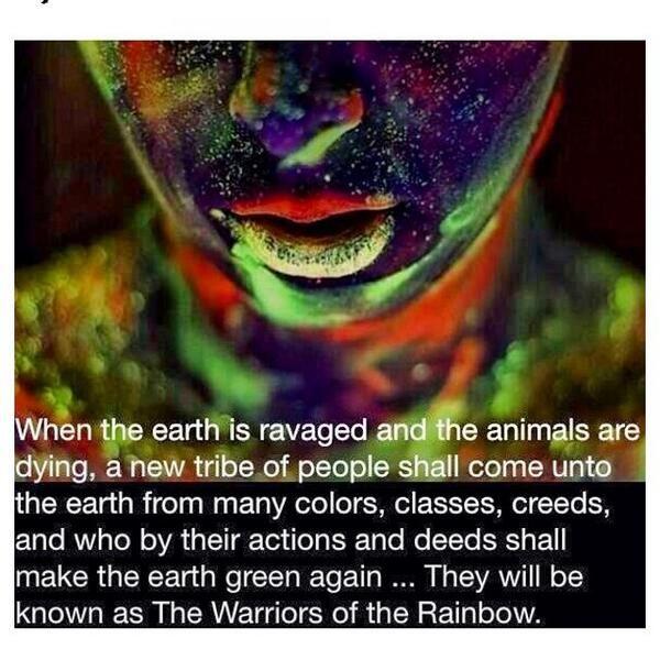Is Warriors Of The Rainbow On Netflix: 1000+ Images About RAINBOW WARRIORS On Pinterest