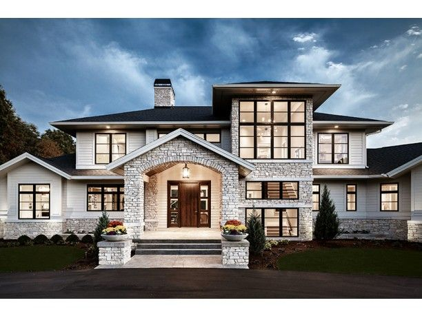 Modern Traditional Home Design