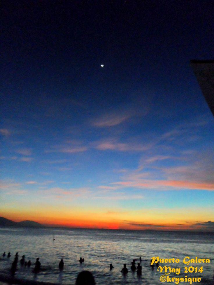 White Beach in Puerto Galera, Mindoro Oriental