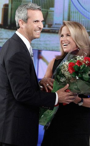 Katie Couric & John Molner from Celeb Weddings We Can't Wait For | E! Online