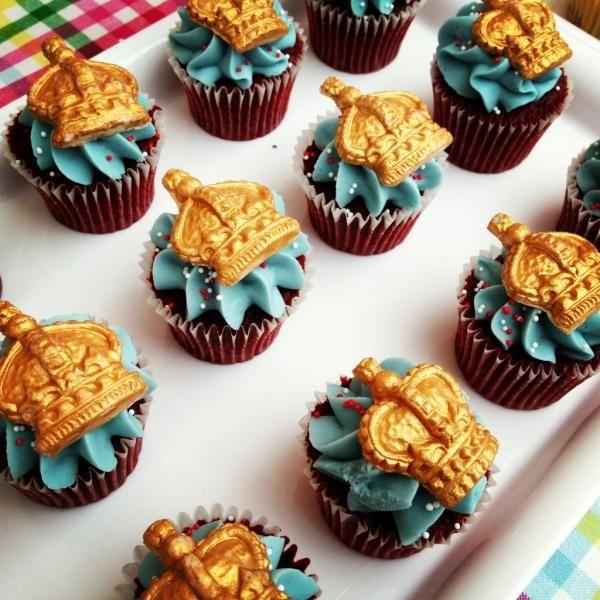 how to make red velvet cupcakes uk