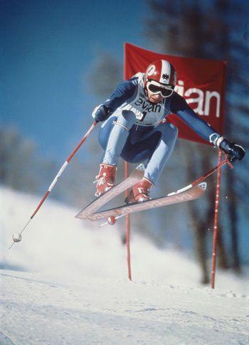 Franz Klammer   snowzine.com