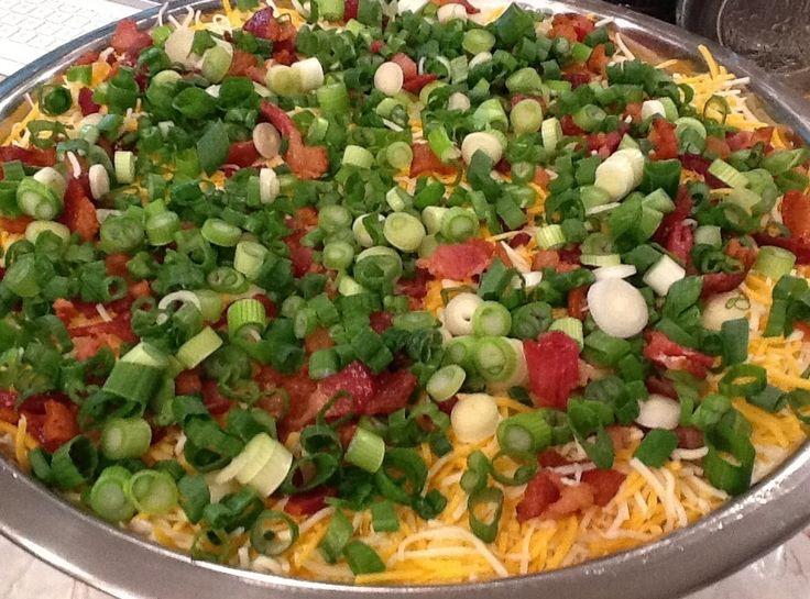 CORNBREAD SALAD | recipes! | Pinterest