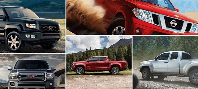 Best Midsize Truck For Towing Nissan Frontier Or Chevy Colorado