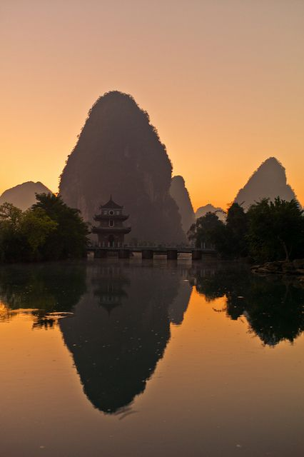 Guangxi Jingxi, China -wished we would have seen this when we lived in China...oh well, we'll have to go back :-)