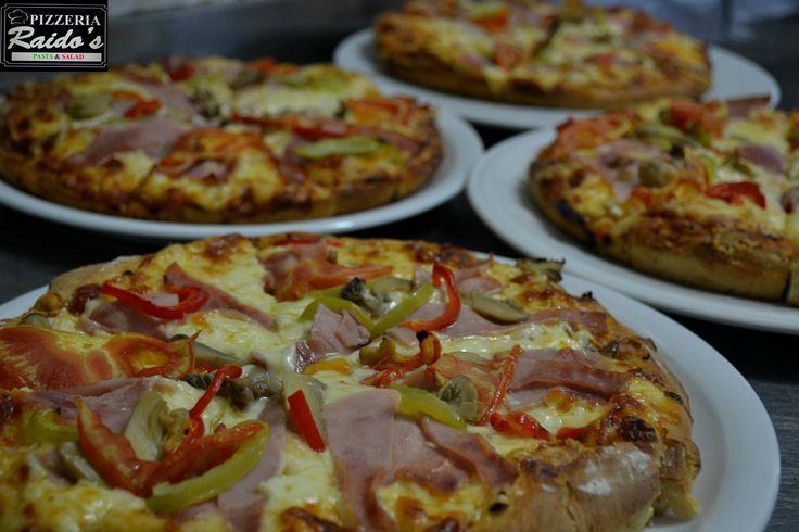 Raido's Special Pizza !!!!!!!!!!