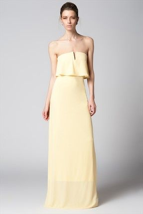 Sarı Elbise MLWSS157548 Milla by trendyol | Trendyol