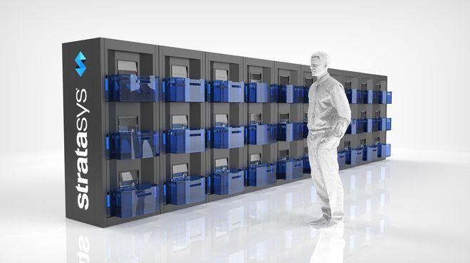 Así será la industria del futuro con el 'boom' de las impresoras 3D | Innovadores | EL MUNDO